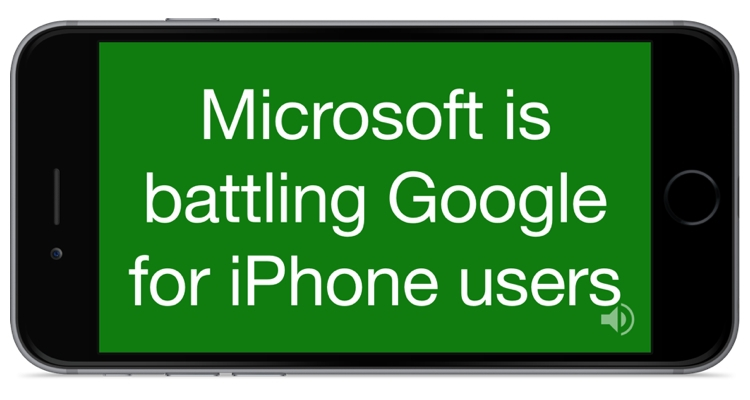 Microsoft Translator for iPhone and Apple Watch